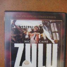 Cine: DVD ZULU DE MICHAEL CAINE.. Lote 42455735