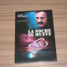 Cine: LA NOCHE SE MUEVE DVD GENE HACKMAN NUEVA PRECINTADA. Lote 143151978