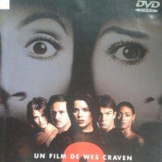 Cine: SCREAM 2 ** DE WES CRAVEN *** 1ª EDICION EN DVD. Lote 42595920