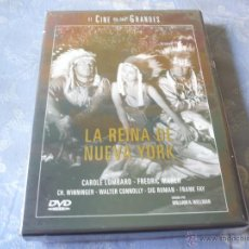 Cine: LA REINA DE NUEVA YORK ( WILLIAM WELLMAN ) DVD NUEVA ¡PRECINTADA! COMEDIA CLASICA. Lote 42608884