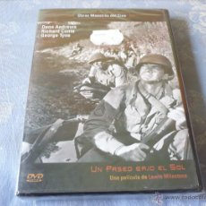Cine: UN PASEO BAJO EL SOL ( DANA ANDREWS Y RICHARD CONTE ) DVD NUEVA ¡PRECINTADA! BELICA CLASICA. Lote 42643373