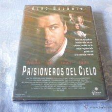 Cine: PRISIONEROS DEL CIELO (ALEC BALDWIN ) DVD NUEVA ¡PRECINTADA! INTRIGA SUSPENSE. Lote 42662478