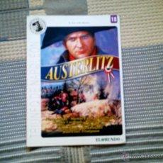 Cine: DVD AUSTERLITZ (COL. GRANDES ACONTECIMIENTOS SIGLO XX Nº 18 DIARIO EL MUNDO). Lote 42691987