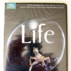 Cine: LIFE - PLANTAS - BBC EARTH - DOCUMENTAL EN DVD - PRECINTADO. Lote 46031739