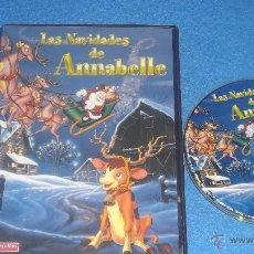 Cine: DVD LAS NAVIDADES DE ANNABELLE. . Lote 42785947