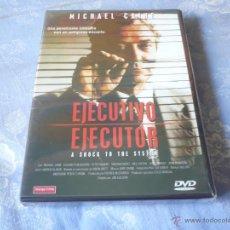 Cine: EJECUTIVO EJECUTOR ( MICHAEL CAINE ) DVD NUEVA ¡PRECINTADA! INTRIGA. Lote 42805913