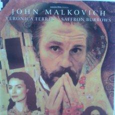 Cine: DVD - ** KLIMT * DE RAOUL RUIZ * CON JOHN MALKOVICH SAFFRON BURROWS **** DESCATALOGADA ****. Lote 42813588