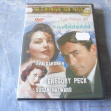 Cine: LAS NIEVES DEL KILIMANJARO ( GREGORY PECK AVA GADNER HENRY KING ) DVD NUEVA ¡PRECINTADA! DRAMA. Lote 42824515