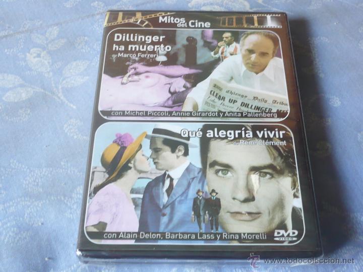 dillinger ha muerto ( marco ferreri ) + que ale - Comprar Películas ...