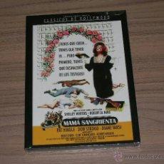 Cine: MAMA SANGRIENTA EDICION COLECCIONISTA DVD ROBERT DE NIRO NUEVA PRECINTADA. Lote 195056603