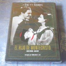 Cine: EL HIJO DE MONTECRISTO ( ROWLAND V. LEE LOUIS HAYWARD JOAN BENNETT ) DVD NUEVA ¡PRECINTADA! CLASICA. Lote 42927183