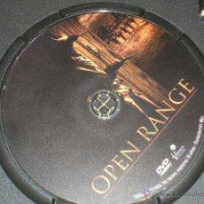 Cine: OPEN RANGE DVD KEVIN COSTNER ROBERT DUVALL. Lote 42960192