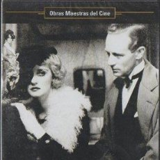 Cine: OBRAS MAESTRAS DEL CINE. CAUTIVO DEL DESEO. DVD-609, 7. Lote 277724138