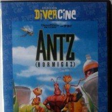 Cine: DVD ANTZ (HORMIGAZ). Lote 42977310