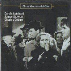Cine: OBRAS MAESTRAS DEL CINE. LAZO SAGRADO. DVD-632 ,6. Lote 277724108