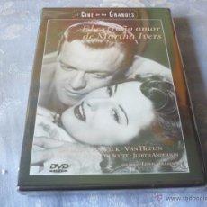 Cine: EL EXTRAÑO AMOR DE MARTHA IVERS ( LEWIS MILESTONE BARBARA STANWY ) DVD NUEVA ¡PRECINTADO! CLASICA . Lote 43005118