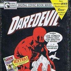 Cine: DVD DAREDEVIL DIGITAL COMIC BOOK SERIES (PRECINTADO). Lote 43028631