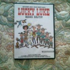 Cine: DVD LUCKY LUKE: MAMA DALTON (PRECINTADA). Lote 43108874