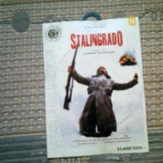 Cine: DVD STALINGRADO (GRANDES ACONTECIMIENTOS SIGLO XX Nº 14 DIARIO EL MUNDO). Lote 43159489