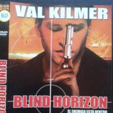 Cine: DVD - BLIND HORIZON **VAL KILMER NEVE CAMPBELL SAM SHEPARD ***. Lote 43203694