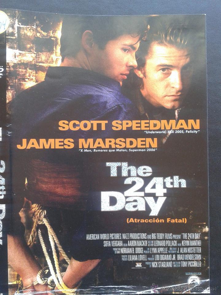 speedman and james marsden scott