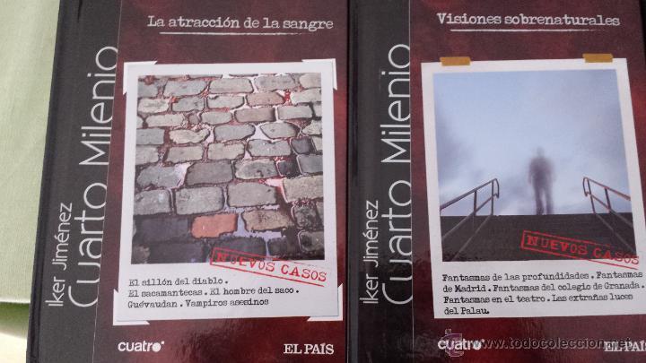 coleccion cuarto milenio;iker jiménez;títulos v - Comprar Películas ...