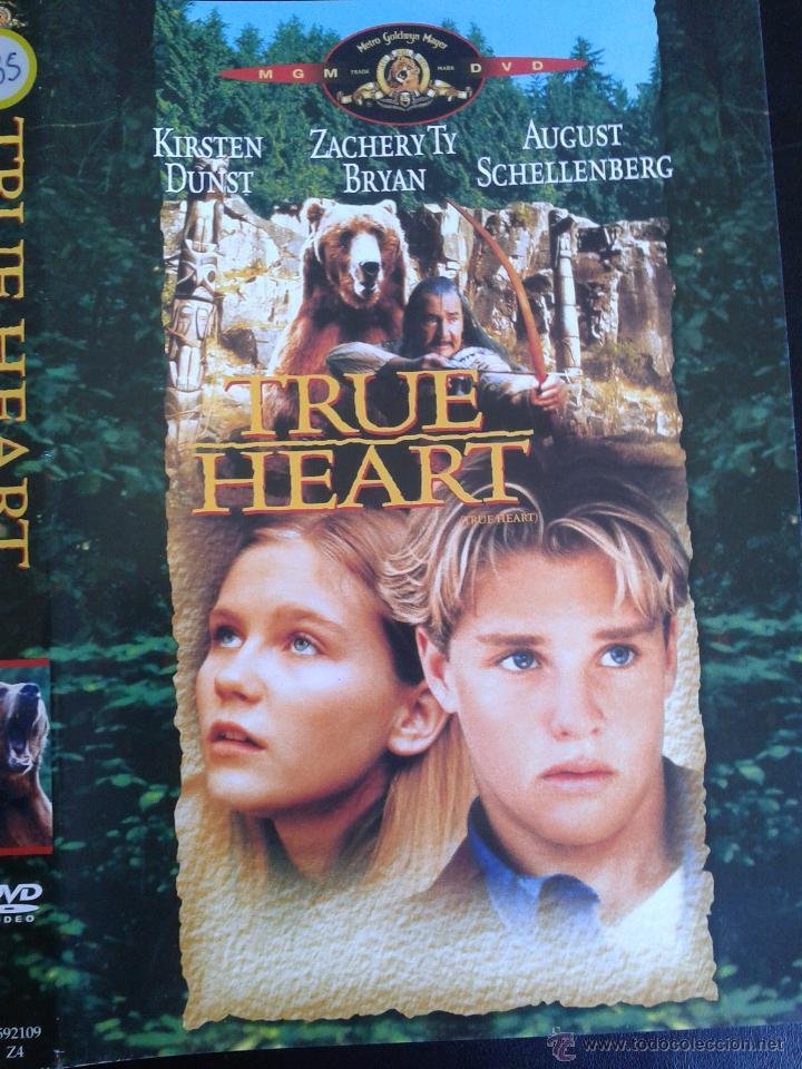 TRUE HEART **DE CATHERINE CYRAN CON KIRSTEN DUNST , ZACHERY TY BRYAN ** (Cine - Películas - DVD)