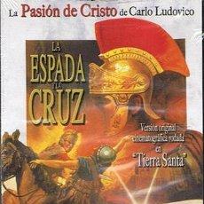 Cinema: DVD LA ESPADA Y LA CRUZ YVONNE DE CARLO JORGE MISTRAL (PRECINTADO). Lote 43394436