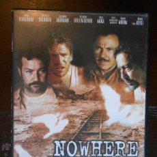 Cine: DVD NOWHERE (HARVEY KEITEL) (5T). Lote 43433465