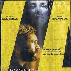 Cine: DVD IMAGINING ARGENTINA ANTONIO BANDERAS EMMA THOMPSON (PRECINTADO). Lote 43514777