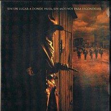 Cine: DVD OPEN RANGE ROBERT DUVALL KEVIN COSTNER. Lote 43515004