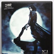 Cine: DVD UNDERWORLD , KATE BECKINSALE / SCOTT SPEEDMAN , 2 DISCOS. Lote 43542546