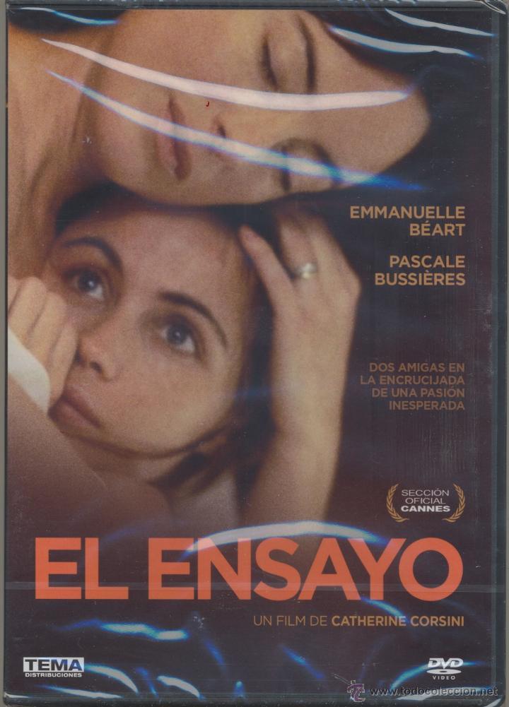 EL ENSAYO DVD. AMOR Y CELOS ENTRE MUJERES. PRECINTADA.(LEER) (Cine - Películas - DVD)