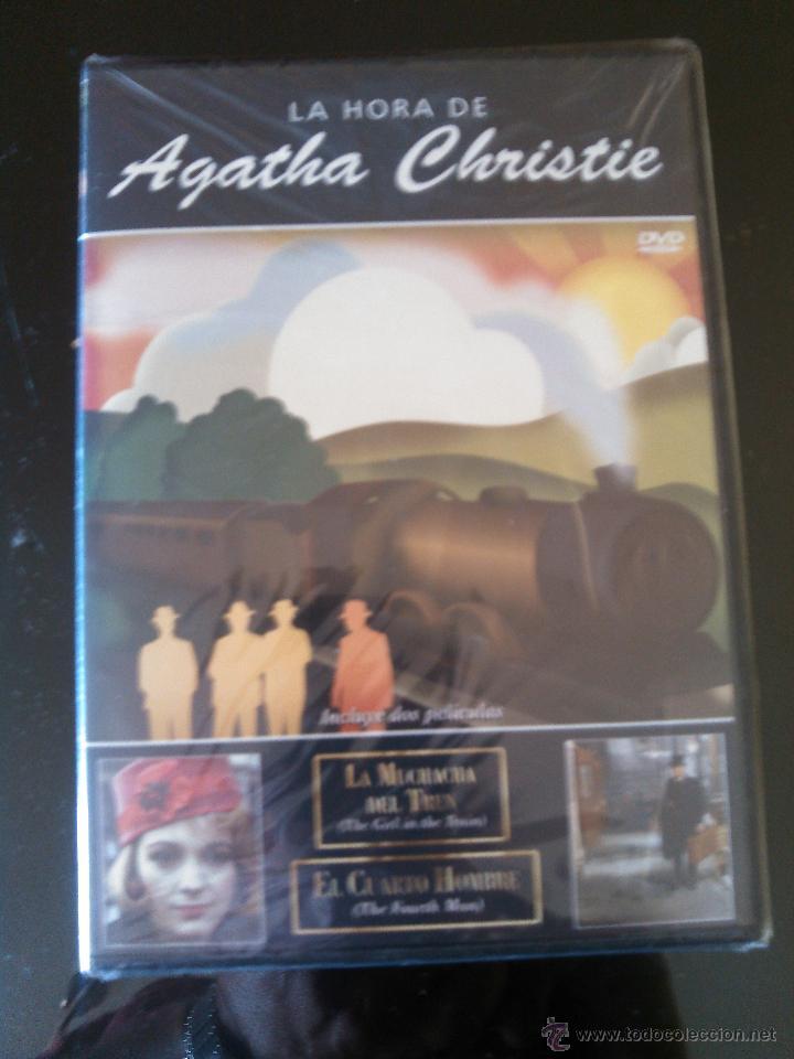 LA HORA DE AGATHA CHRISTIE -LA MUCHACHA DEL TREN Y EL CUARTO HOMBRE- (Cine - Películas - DVD)