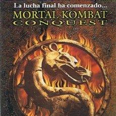 Cine: DVD MORTAL KOMBAT CONQUEST. Lote 43717023