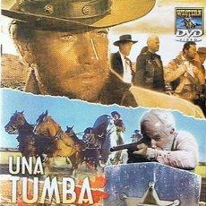 Cine: DVD UNA TUMBA PARA EL SHERIFF ANTHONY STEFFEN EDUARDO FAJARDO. Lote 43731167