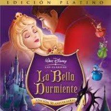 Cine: LA BELLA DURMIENTE - EDICION ESPECIAL 2 DVDS DISNEY. Lote 43836323