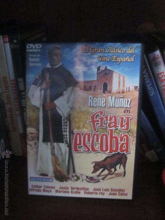 FRAY ESCOBA (Cine - Películas - DVD)