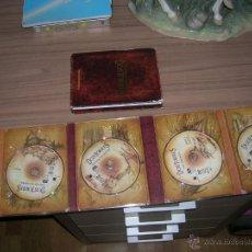 Cine: EL SEÑOR DE LOS ANILLOS LAS DOS TORRES VERSION EXTENDIDA 4 DVD. Lote 43878675