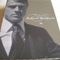 Cine: THE BEST OF ROBERT REDFORD 6 CD. Lote 43917205