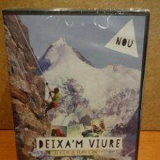 Cine: DEIXA'M VIURE. UN FILM DE KILIAN JORNET. PRECINTADO. OFERTA !!!. Lote 56150121