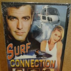 Cinema: SURF CONNECTION. GEORGE CLOONEY / DEDEE PFEIFFER. DVD PRECINTADO.. Lote 43936420