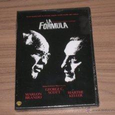 Cine: LA FORMULA DVD MARLON BRANDO NUEVA PRECINTADA. Lote 195251313