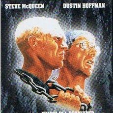Cine: DVD PAPILLON STEVE MCQUEEN - DUSTIN HOFFMAN. Lote 44097555