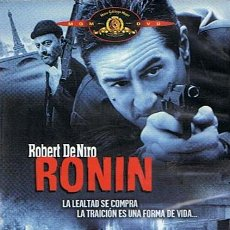 Cine: DVD RONIN ROBERT DE NIRO . Lote 44097640