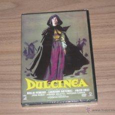 Cine: DULCINEA DVD DON QUIJOTE DE LA MANCHA NUEVA PRECINTADA. Lote 179385973