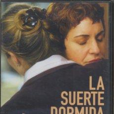 Cine: LA SUERTE DORMIDA DVD. UNA ABOGADA CON UN GRAN CORAZÓN... QUE SE IMPLICÓ DEMASIADO.. Lote 44208687