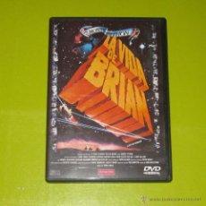 Cine: DVD.- LA VIDA DE BRIAN - MONTY PYTHON - DESCATALOGADA . Lote 98468938