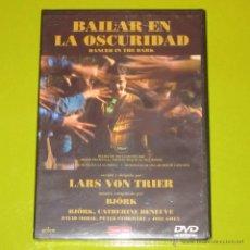 Cine: DVD.- BAILAR EN LA OSCURIDAD - BJÖRK - DESCATALOGADA - PRECINTADA. Lote 85514224