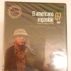 Cine: CINE DVD CLASICOS: EL AMERICANO IMPASIBLE DE PHILLIP NOYCE NJ,.BE . Lote 44436098